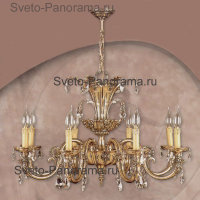 Люстра Riperlamp Royal 003A AA 8L